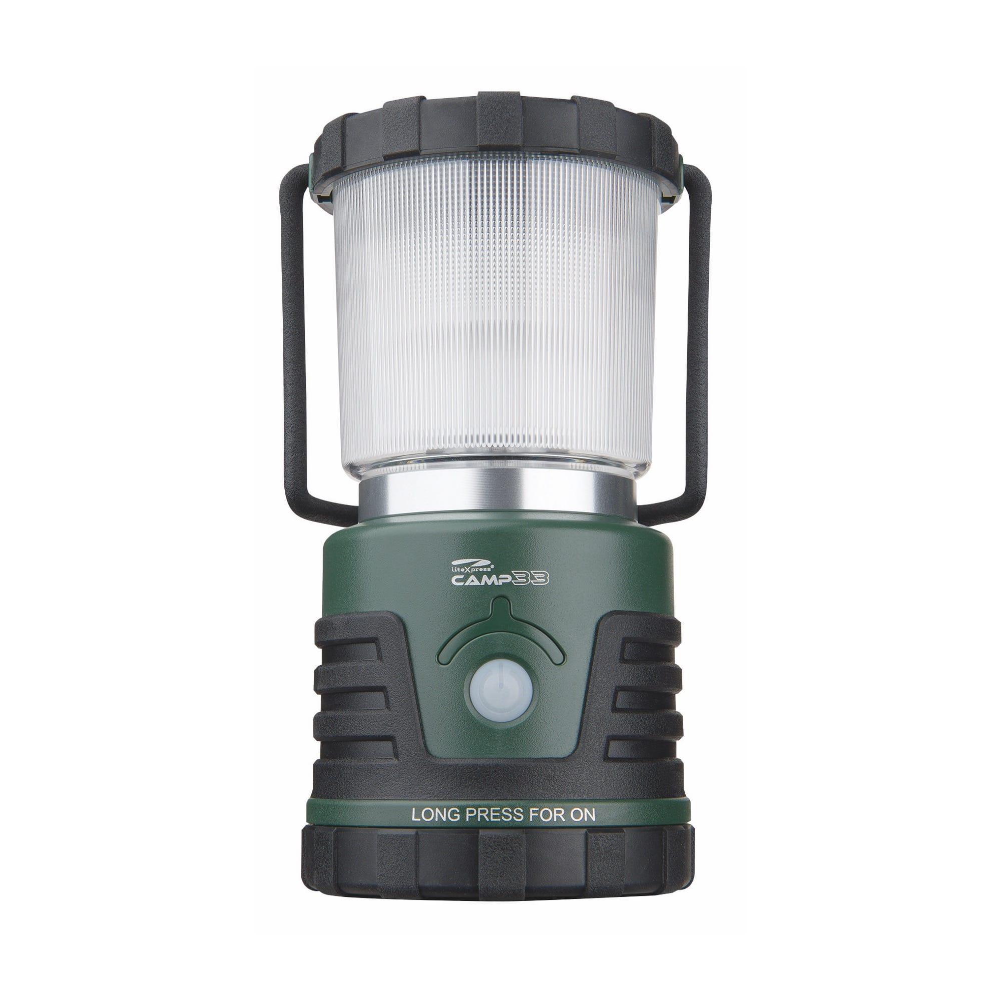 LiteXpress CAMP 33 LED Laterne